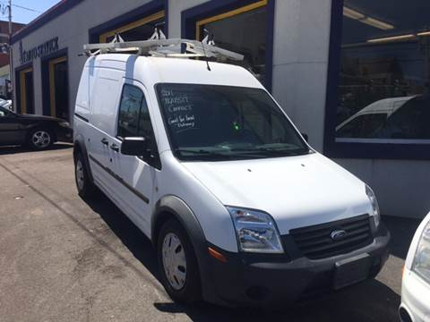 2011 Ford Transit Connect for sale at B&T Auto Service in Syracuse NY