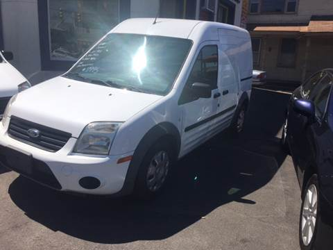 2010 Ford Transit Connect for sale at B&T Auto Service in Syracuse NY