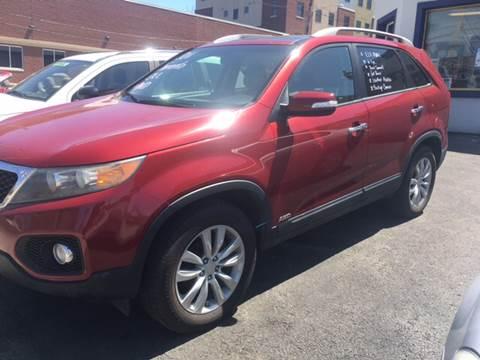 2011 Kia Sorento for sale at B&T Auto Service in Syracuse NY