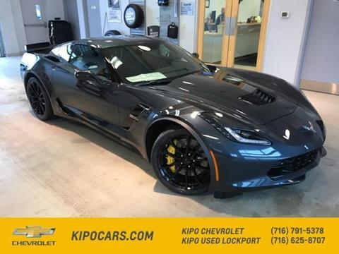 2019 Chevrolet Corvette for sale in Ransomville, NY
