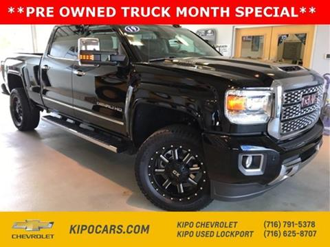 2019 GMC Sierra 2500HD for sale in Ransomville, NY