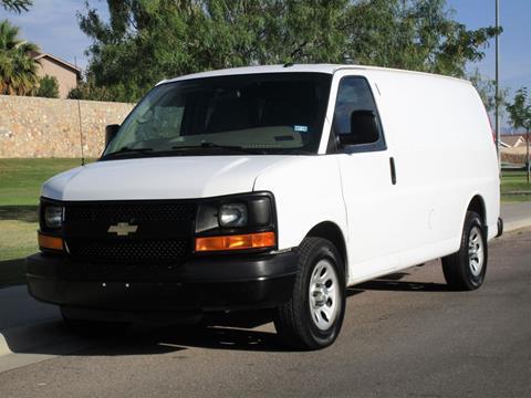 2014 Chevrolet Express Cargo for sale in El Paso, TX