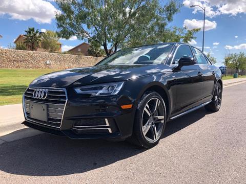 2017 Audi A4 for sale in El Paso, TX