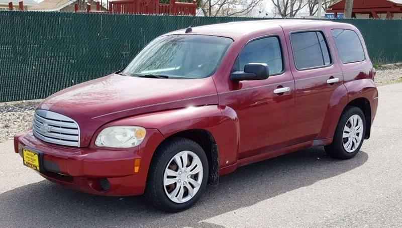 2007 Chevrolet HHR for sale at G.K.A.C. in Twin Falls ID