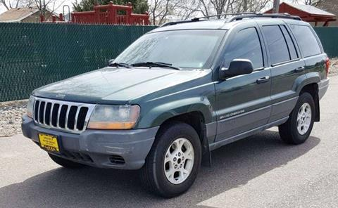 2001 Jeep Grand Cherokee for sale at G.K.A.C. Car Lot in Twin Falls ID