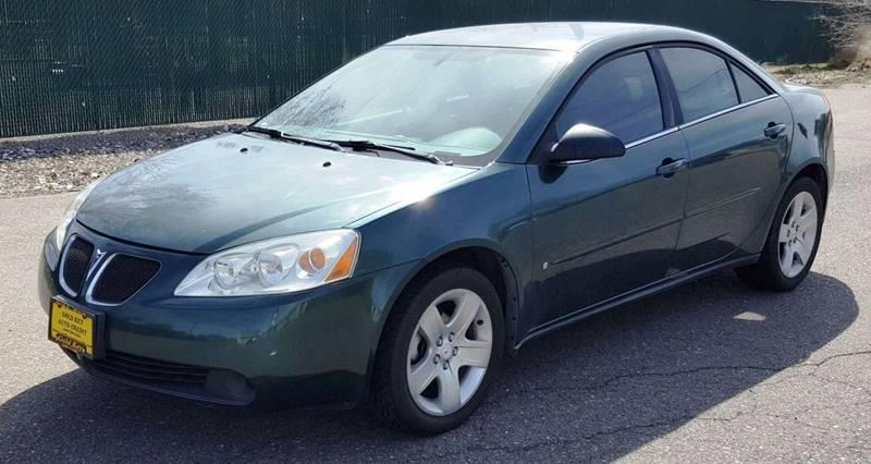 2007 Pontiac G6 for sale at G.K.A.C. in Twin Falls ID