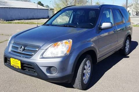 2005 Honda CR-V for sale at G.K.A.C. in Twin Falls ID