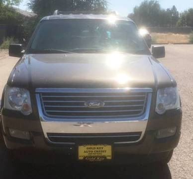 2008 Ford Explorer for sale at G.K.A.C. in Twin Falls ID