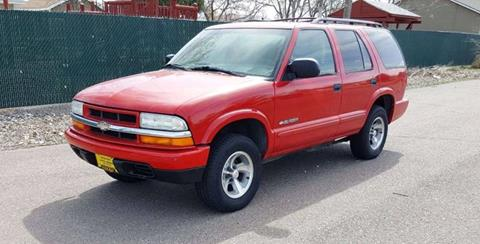 2003 Chevrolet Blazer for sale at G.K.A.C. in Twin Falls ID
