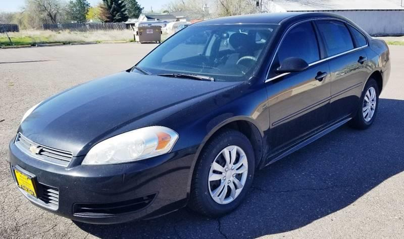 2011 Chevrolet Impala for sale at G.K.A.C. in Twin Falls ID