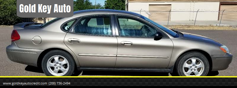 2006 Ford Taurus for sale at G.K.A.C. Car Lot in Twin Falls ID