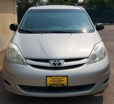2008 Toyota Sienna for sale at G.K.A.C. in Twin Falls ID