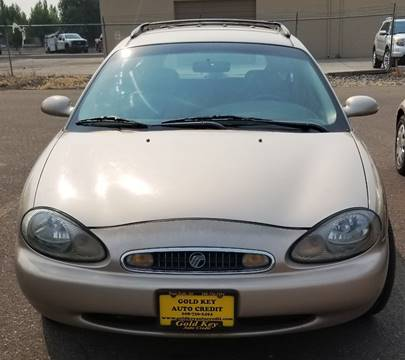 1998 Mercury Sable for sale at G.K.A.C. Car Lot in Twin Falls ID