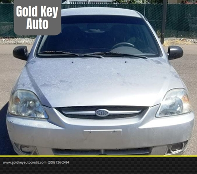 2005 Kia Rio for sale at G.K.A.C. in Twin Falls ID