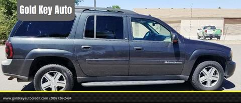 2004 Chevrolet TrailBlazer EXT for sale at G.K.A.C. in Twin Falls ID