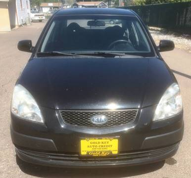 2007 Kia Rio for sale at G.K.A.C. Car Lot in Twin Falls ID