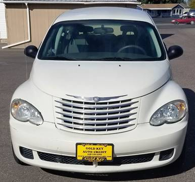 2007 Chrysler PT Cruiser for sale at G.K.A.C. in Twin Falls ID