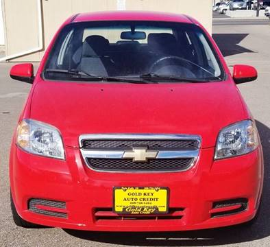 2010 Chevrolet Aveo for sale at G.K.A.C. in Twin Falls ID
