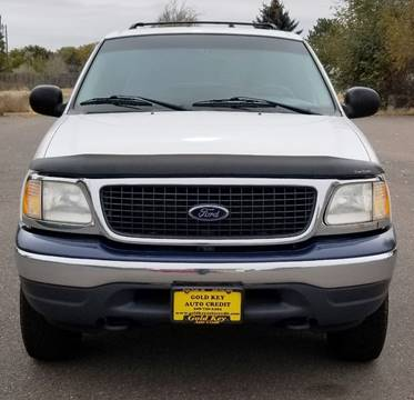 2000 Ford Expedition for sale at G.K.A.C. in Twin Falls ID