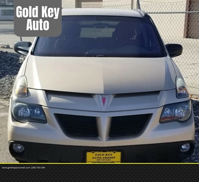 2004 Pontiac Aztek for sale at G.K.A.C. in Twin Falls ID