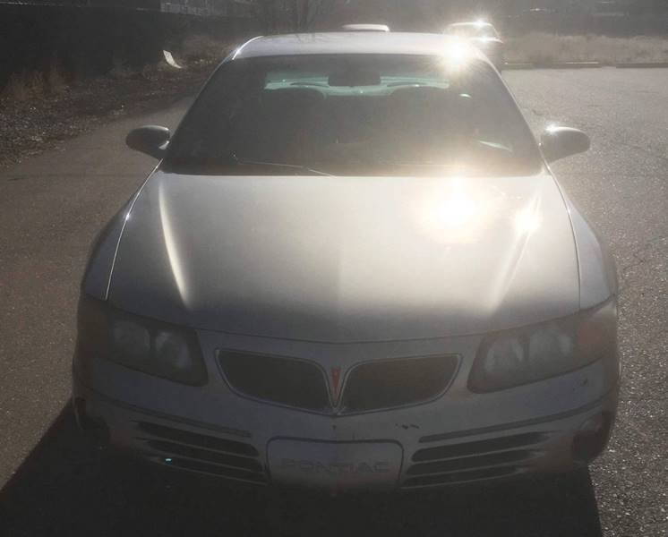 2000 Pontiac Bonneville for sale at G.K.A.C. in Twin Falls ID