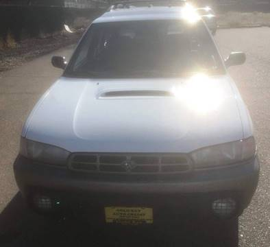 1996 Subaru Legacy for sale at G.K.A.C. in Twin Falls ID