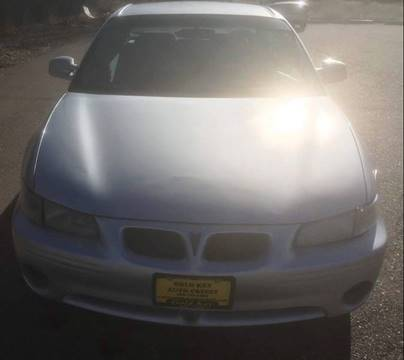 2003 Pontiac Grand Prix for sale at G.K.A.C. in Twin Falls ID