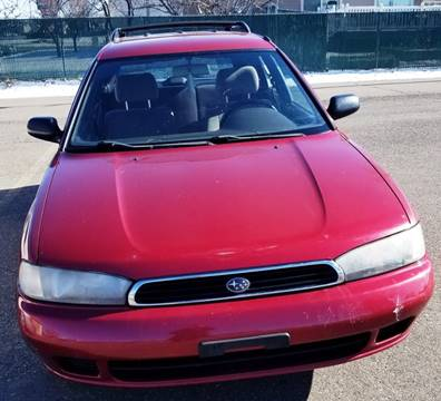 1995 Subaru Legacy for sale at G.K.A.C. in Twin Falls ID