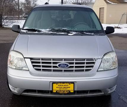 2006 Ford Freestar for sale at G.K.A.C. in Twin Falls ID