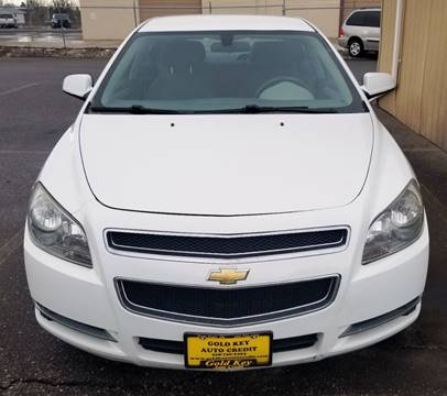 2011 Chevrolet Malibu for sale at G.K.A.C. in Twin Falls ID
