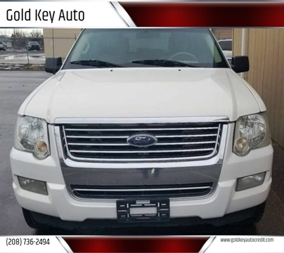 2009 Ford Explorer for sale at G.K.A.C. in Twin Falls ID