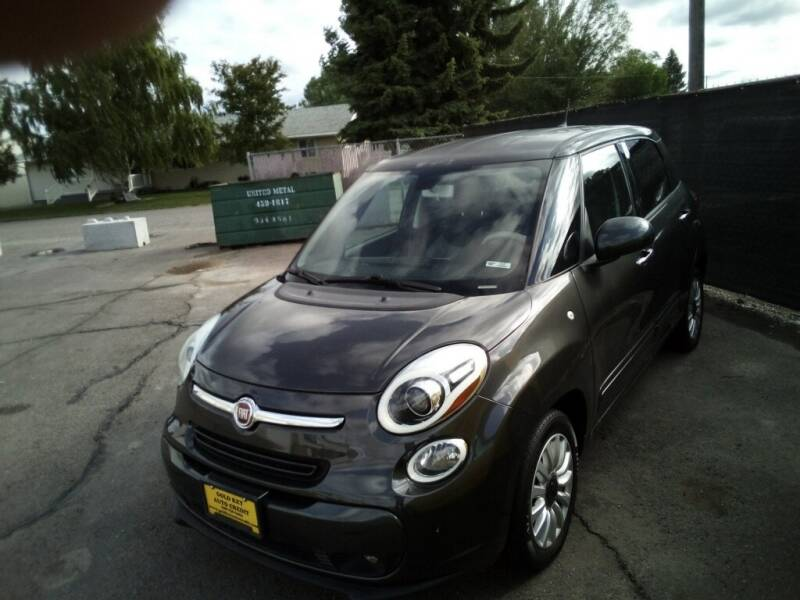 2014 FIAT 500L for sale at G.K.A.C. in Twin Falls ID