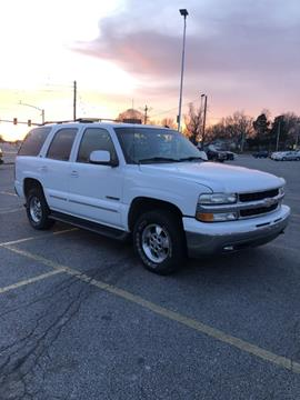 2002 Chevrolet Tahoe For Sale In Saint Louis Mo