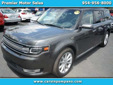 2017 Ford Flex for sale in Deerfield Beach, FL