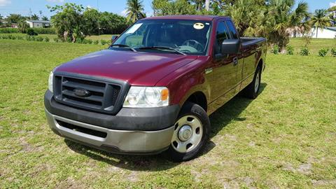 2006 Ford F-150 for sale in Deerfield Beach, FL