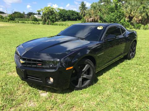 2011 Chevrolet Camaro for sale in Deerfield Beach, FL