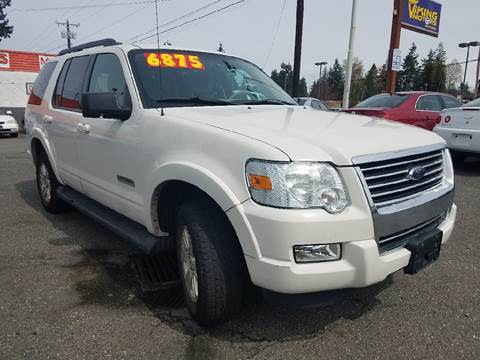 2008 Ford Explorer for sale in Everett, WA