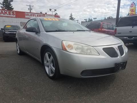2007 Pontiac G6 for sale in Everett, WA