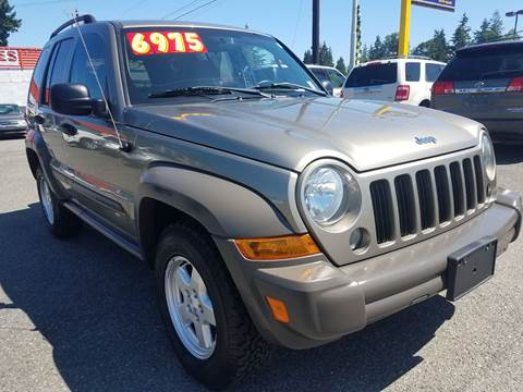 Jeep For Sale In Everett Wa Viking Motors