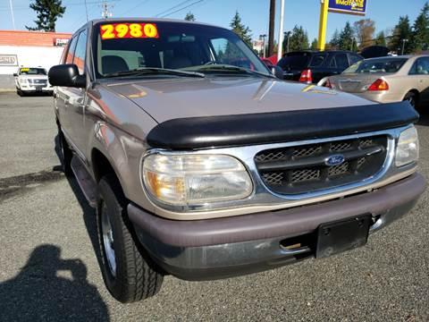 1998 Ford Explorer for sale in Everett, WA