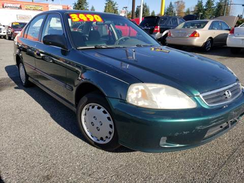 1999 Honda Civic for sale in Everett, WA
