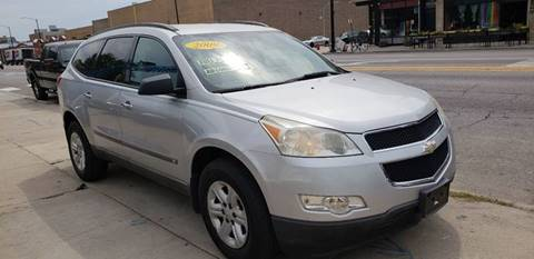 2009 Chevrolet Traverse for sale at Metropolitan Automan, Inc. in Chicago IL