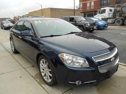 2011 Chevrolet Malibu for sale at Metropolitan Automan, Inc. in Chicago IL
