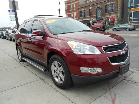 2011 Chevrolet Traverse for sale at Metropolitan Automan, Inc. in Chicago IL