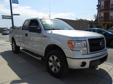 2013 Ford F-150 for sale in Chicago, IL