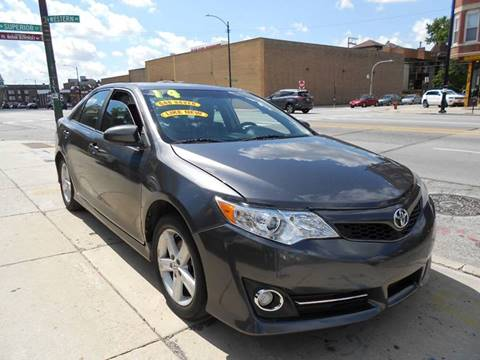 2014 Toyota Camry for sale at Metropolitan Automan, Inc. in Chicago IL