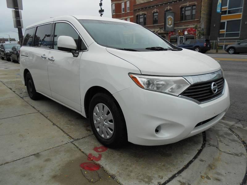 2011 Nissan Quest for sale at Metropolitan Automan, Inc. in Chicago IL