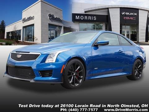 Cadillac Ats V For Sale In New York Carsforsale Com