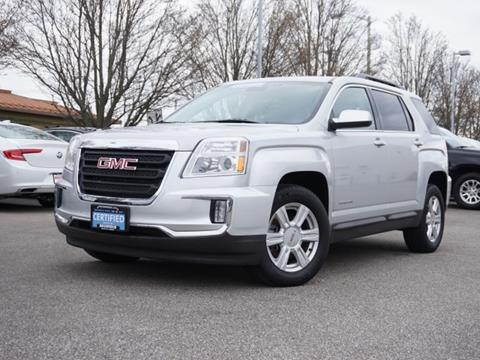 2016 GMC Terrain for sale in North Olmsted, OH