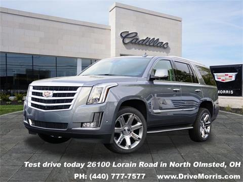 2020 Cadillac Escalade for sale in North Olmsted, OH
